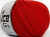 Superwash Merino Tomato Red