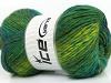 Sultan Wool Green Shades Blue
