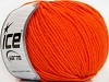 Superwash Merino Extrafine Orange