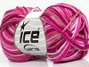 Bamboo Cotton Color Pink Shades
