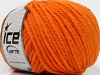 Superwash Wool Bulky Orange