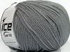 Superwash Wool Grey