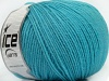 Superwash Wool Light Turquoise