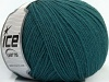 Superwash Wool Teal