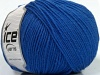 Superwash Wool Blue