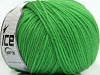 Superwash Wool Green