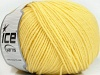 Superwash Wool Yellow