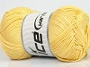 Bamboo Viscose Yellow