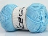 Bamboo Viscose Light Blue