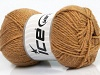 Lux Wool Light Brown Melange