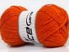 Virgin Wool Fine Orange