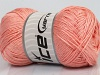 Natural Cotton Light Salmon