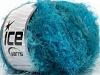 Polar Eyelash Turquoise Teal