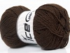 Baby Wool Dark Brown