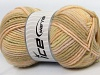 Sale Self-Striping Yellow Light Khaki Cream self-striping