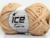 Cotton Shine Bulky Beige