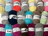 Mixed Lot Chenille Worsted