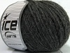 Flamme Wool Light Dark Grey