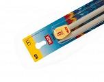 8 mm (US 11) Inox brand knitting needles. Length: 35 cm (14&amp). Size: 8 mm (US 11) Yarn Thickness Other, Brand Inox, acs-112