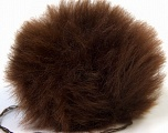 Diameter around 7cm (3&amp) Yarn Thickness Other, Brand ICE, Dark Brown, acs-544