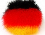 Diameter around 7cm (3&amp) Yellow, Red, Yarn Thickness Other, Brand ICE, Black, acs-589