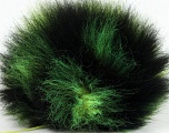 Diameter around 7cm (3&amp) Yarn Thickness Other, Brand Ice Yarns, Green, Black, acs-594