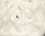 50gr-2m (1.76oz-2.18yards) 100% Lurex Felt. Made of very soft lurex, not itchy. Fasergehalt 100% Lurex, White, Yarn Thickness Other, Brand Ice Yarns, acs-997