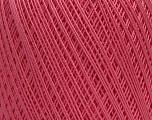 Ne: 10/3 Nm: 17/3 Fiber Content 100% Mercerised Cotton, Pink, Brand ICE, Yarn Thickness 1 SuperFine  Sock, Fingering, Baby, fnt2-49530