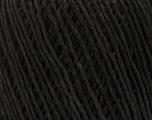 Fiber Content 100% Viscose, Brand ICE, Anthracite Black, Yarn Thickness 3 Light  DK, Light, Worsted, fnt2-49537
