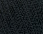 Fiber Content 67% Cotton, 33% Polyester, Brand ICE, Anthracite Black, Yarn Thickness 1 SuperFine  Sock, Fingering, Baby, fnt2-49560