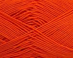 Ne: 8/4. Nm 14/4 Fiber Content 100% Mercerised Cotton, Orange, Brand Ice Yarns, Yarn Thickness 2 Fine  Sport, Baby, fnt2-49600