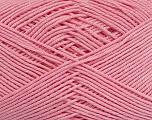 Ne: 8/4. Nm 14/4 Fiber Content 100% Mercerised Cotton, Light Pink, Brand Ice Yarns, Yarn Thickness 2 Fine  Sport, Baby, fnt2-49608