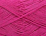Ne: 8/4. Nm 14/4 Fiber Content 100% Mercerised Cotton, Brand Ice Yarns, Candy Pink, Yarn Thickness 2 Fine  Sport, Baby, fnt2-49848