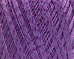 Ne: 10/3 +600d. Viscose. Nm: 17/3 Fiber Content 72% Mercerised Cotton, 28% Viscose, Lavender, Brand ICE, Yarn Thickness 1 SuperFine  Sock, Fingering, Baby, fnt2-49872