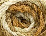 . Fiber Content 100% Baby Acrylic, Brand Ice Yarns, Gold, Cream, Camel, Beige, Yarn Thickness 2 Fine  Sport, Baby, fnt2-50001