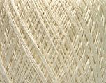 Fiber Content 84% Cotton, 16% Polyamide, Brand ICE, Cream, Yarn Thickness 1 SuperFine  Sock, Fingering, Baby, fnt2-50269