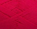 Fiber Content 100% Cotton, Brand Ice Yarns, Fuchsia, Yarn Thickness 2 Fine  Sport, Baby, fnt2-50590