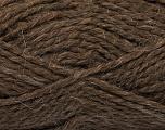 Fiber Content 60% Acrylic, 40% Merino Wool, Brand ICE, Brown, fnt2-50762