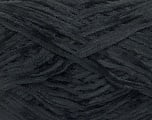 Fiber Content 100% Polyester, Brand ICE, Black, Yarn Thickness 1 SuperFine  Sock, Fingering, Baby, fnt2-50815