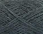 Fiber Content 60% Acrylic, 29% Wool, 11% Polyamide, Brand ICE, Grey, fnt2-50990