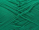Width is 3 mm Fiber Content 100% Polyester, Brand ICE, Green, fnt2-51073