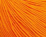 Fiber Content 60% Cotton, 40% Acrylic, Orange, Brand Ice Yarns, Yarn Thickness 2 Fine  Sport, Baby, fnt2-51230