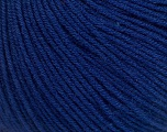 Fiber Content 60% Cotton, 40% Acrylic, Navy, Brand Ice Yarns, Yarn Thickness 2 Fine  Sport, Baby, fnt2-51233