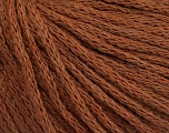 Fiber Content 50% Wool, 50% Acrylic, Brand ICE, Brown, Yarn Thickness 4 Medium  Worsted, Afghan, Aran, fnt2-51394