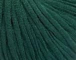 Fiber Content 50% Wool, 50% Acrylic, Brand ICE, Dark Green, Yarn Thickness 4 Medium  Worsted, Afghan, Aran, fnt2-51404