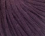 Fiber Content 50% Wool, 50% Acrylic, Purple, Brand ICE, Yarn Thickness 4 Medium  Worsted, Afghan, Aran, fnt2-51406