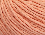 Fiber Content 100% Cotton, Light Salmon, Brand ICE, Yarn Thickness 5 Bulky  Chunky, Craft, Rug, fnt2-51425