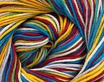 Fiber Content 100% Cotton, Yellow, White, Brand Ice Yarns, Green, Burgundy, Blue, Yarn Thickness 2 Fine  Sport, Baby, fnt2-51438
