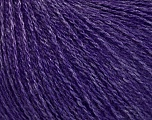 Fiber Content 65% Merino Wool, 35% Silk, Purple, Brand ICE, Yarn Thickness 1 SuperFine  Sock, Fingering, Baby, fnt2-51457