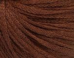 Fiber Content 50% Acrylic, 50% Wool, Brand Ice Yarns, Brown, Yarn Thickness 4 Medium  Worsted, Afghan, Aran, fnt2-51464